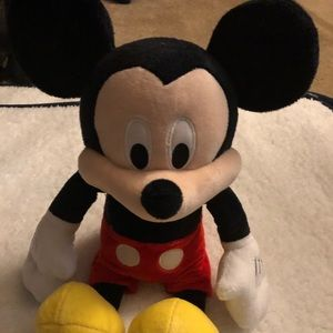 Mickey Mouse Plush 18""